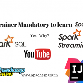 Training is Mandatory to learn Spark?